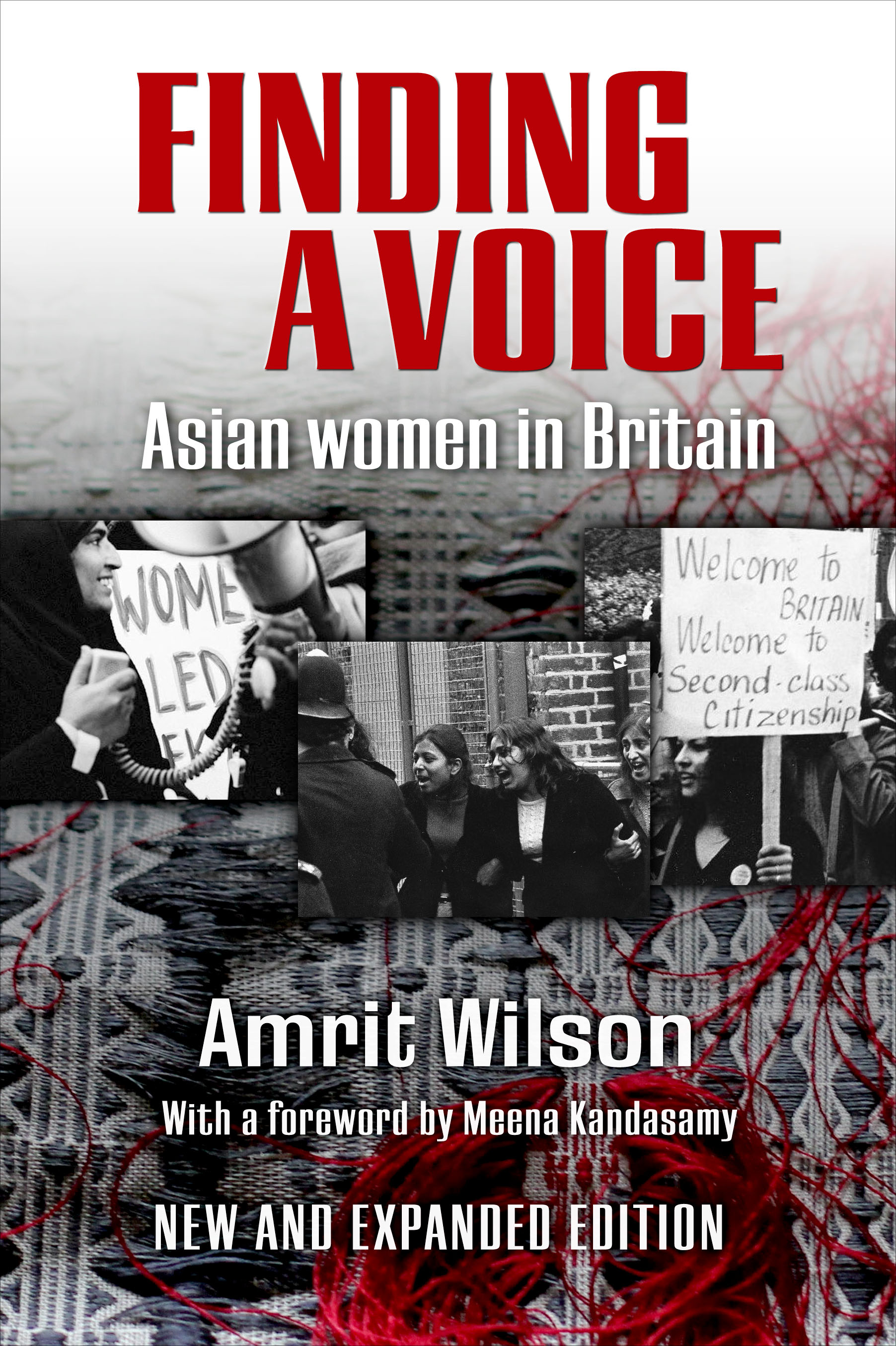 finding a voice asian women in britain new and expanded edition