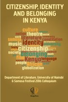 Citizenship, Identity and Belonging in Kenya
