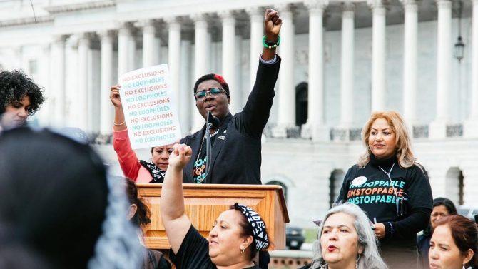 June Barrett: We dream in Black: National Domestic Workers Alliance