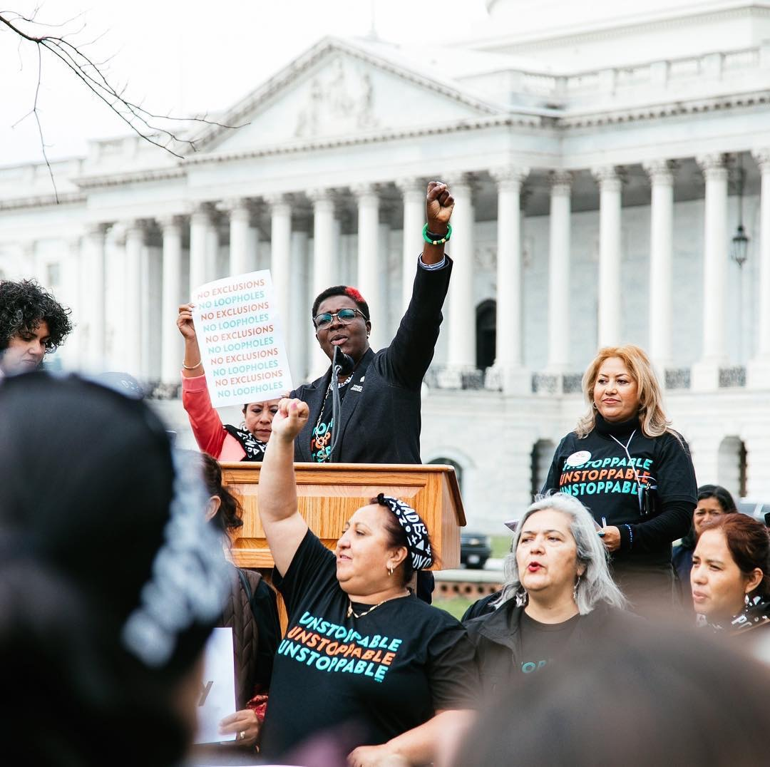 June Barrett: We dream in Black: National Domestic Workers Alliance