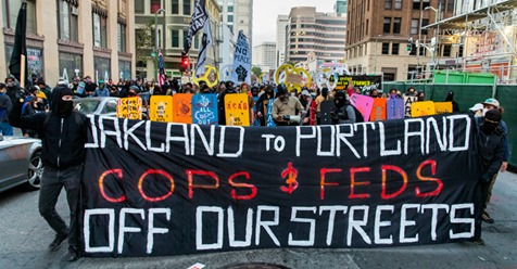 The struggle against racism: Updates from Portland, OR, and beyond