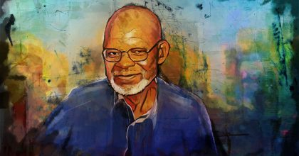 In memoriam: Ernest Wamba dia Wamba