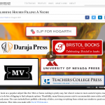 "Daraja Press selected as ""Publishing House Filling A Niche"""